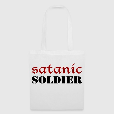 Soldat satanique - Tote Bag