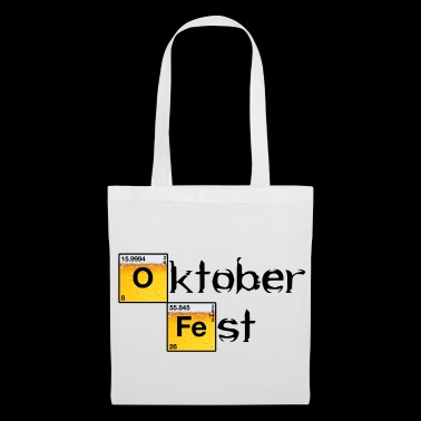 Oktoberfest periods table beer beer tent alcohol - Tote Bag