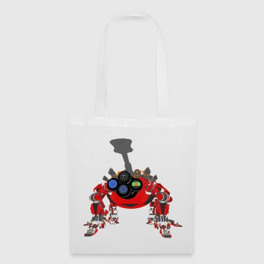 Mech Spider - Tote Bag