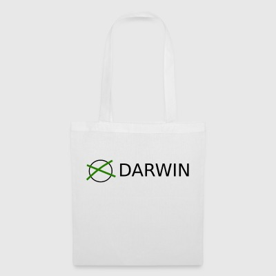 Darwin de vote - Tote Bag