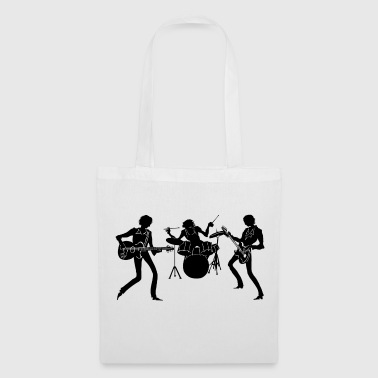 Limited edition music band - Tote Bag