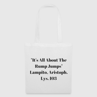 Croupion saute - Tote Bag