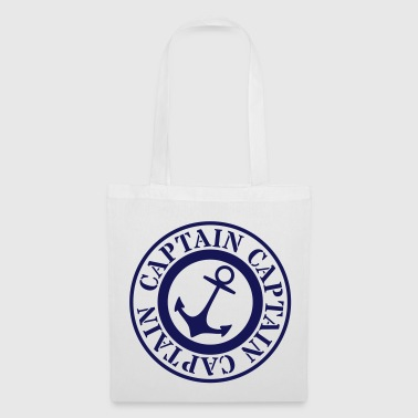 captain - Tote Bag