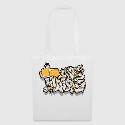 Chope ta bière (wildstyle) - Tote Bag