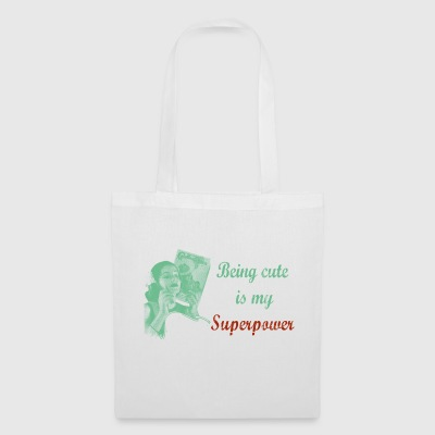 cute old school - Tote Bag