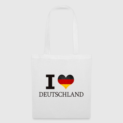 I LOVE GERMANY - Tote Bag