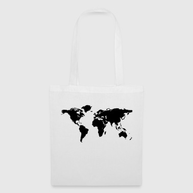 map of the world - Tote Bag