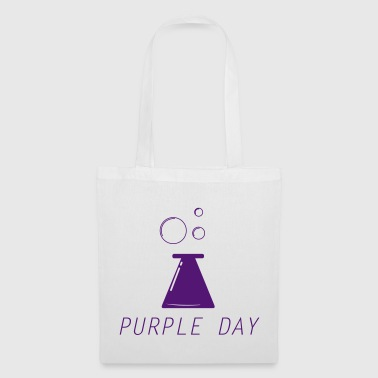 PURPLE DAY - Tote Bag
