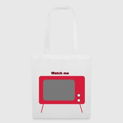 old television - Tote Bag
