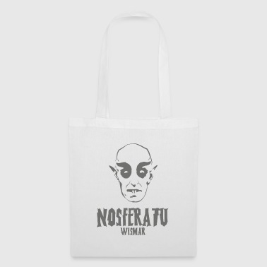 Nosferatu head Wismar - Tote Bag