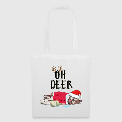 American Staffordshire Terrier Christmas - Tote Bag