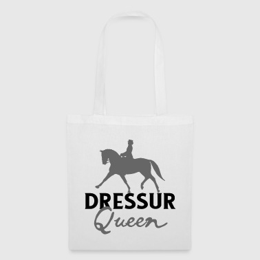 Dressage Queen - Horse Riding Dressage Horse Pony Tournament - Tote Bag