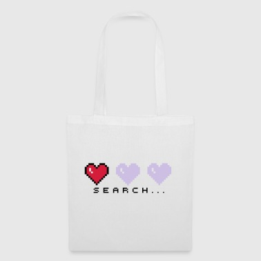 In search of love - Tote Bag