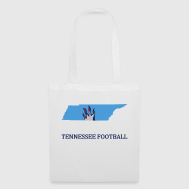 Tennessee Football - Tote Bag