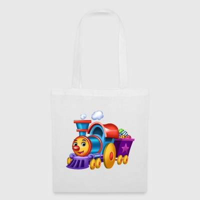 Arthur Petite Collection train - Tote Bag