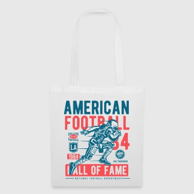 Football American Ball College Sports Touchdown USA - Tote Bag
