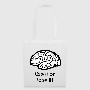 Brain, Brains - Tote Bag