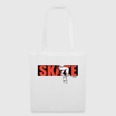 skate_by_jonsh - Tote Bag