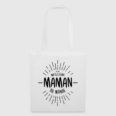 Voted Best Mom From Monde_Aubstd - Tote Bag