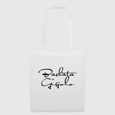 Bachata Gigolo Shirt black - Mambo New York - Tote Bag