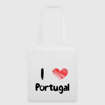 I love Portugal - Tote Bag