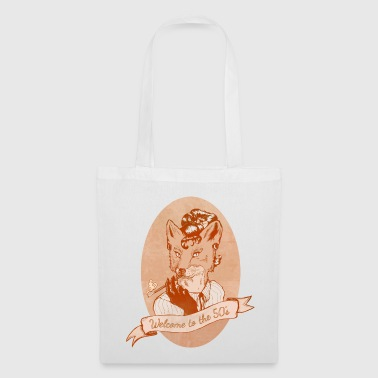Welcome to the 50's - Tote Bag