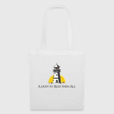 A Light to rule them All - Tote Bag