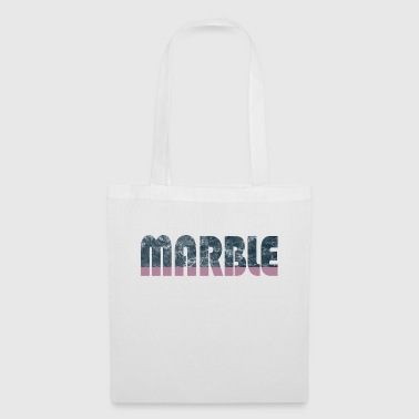 Marble Fashion Trend Fashion Word Look Gift Idea - Tote Bag