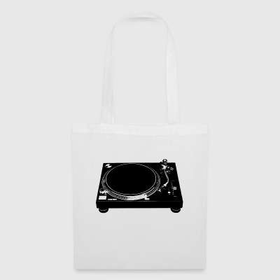 DJ turntable - Tote Bag