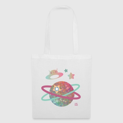 magical planet - Tote Bag