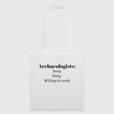 Archéologues - Tote Bag