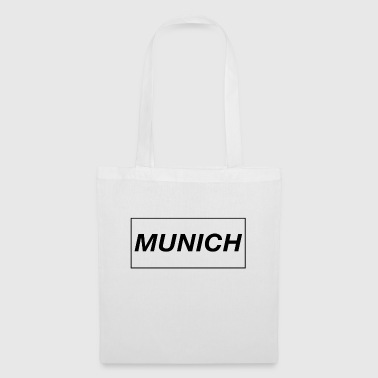 Munich - Munich - Tote Bag