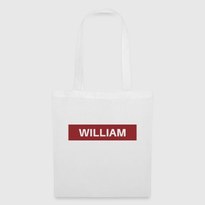 William - Tote Bag