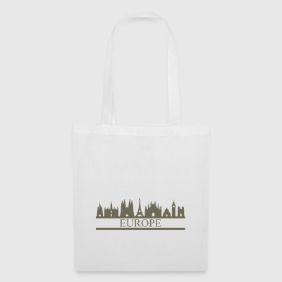 europe horizon - Tote Bag