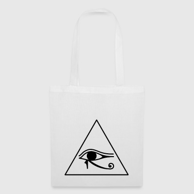 Eye of Horus - Illuminati - Tote Bag