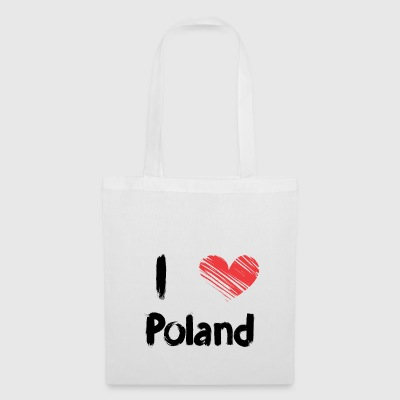 I love Poland - Tote Bag