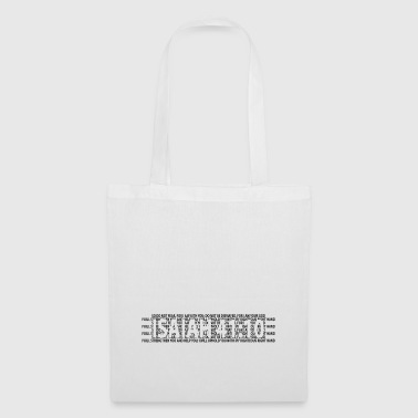 Isaiah 41:10 Isaiah Bible prayer Christian Bible verse - Tote Bag