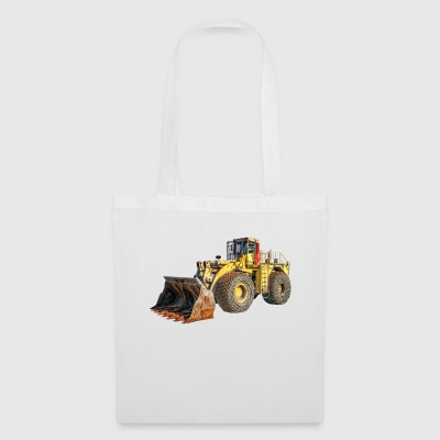 wheel loaders - Tote Bag