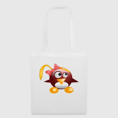 penguin - Tote Bag
