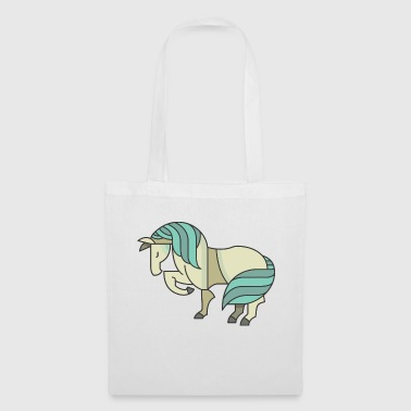 rupture du cheval - Tote Bag
