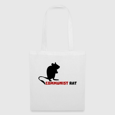 Communist Rat - Tote Bag