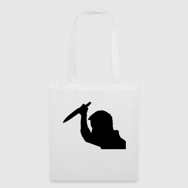 couteau psycho - Tote Bag