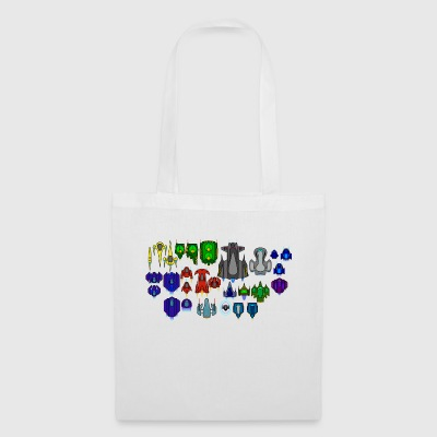 spaceships - Tote Bag