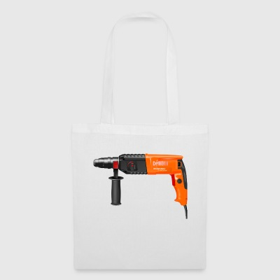 drilling machine - Tote Bag