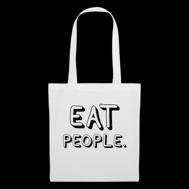 Eat People - Stoffbeutel