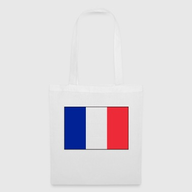 drapeau france - Tote Bag