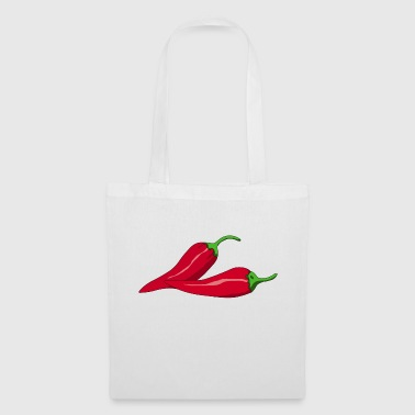 Chilli pepper sharp - Tote Bag