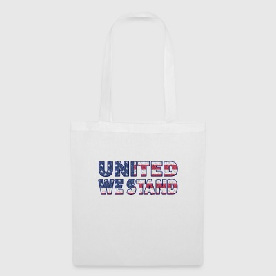 United We Stand - Tote Bag