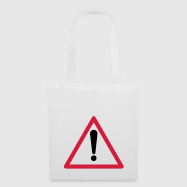 Attention! - Tote Bag