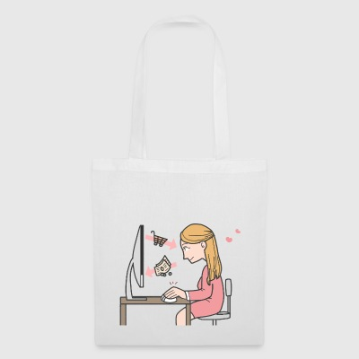 Online Shopping - Tote Bag
